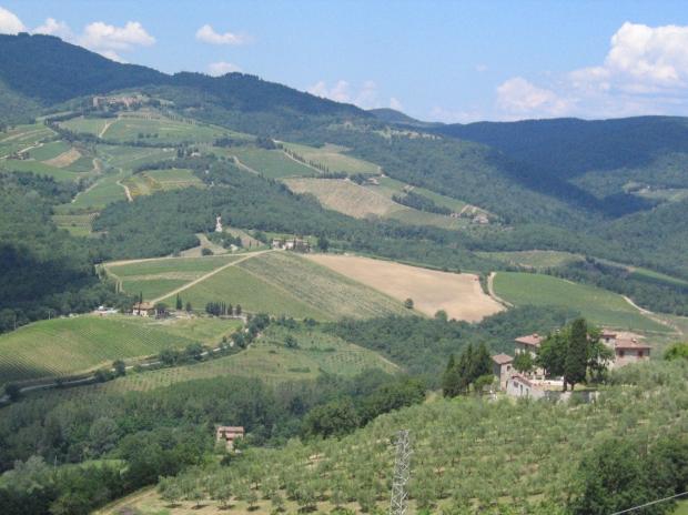 15_PaesaggioRadda in Chianti